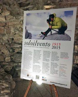 """""""Solo Il Vento"""". Calendario mostre"""