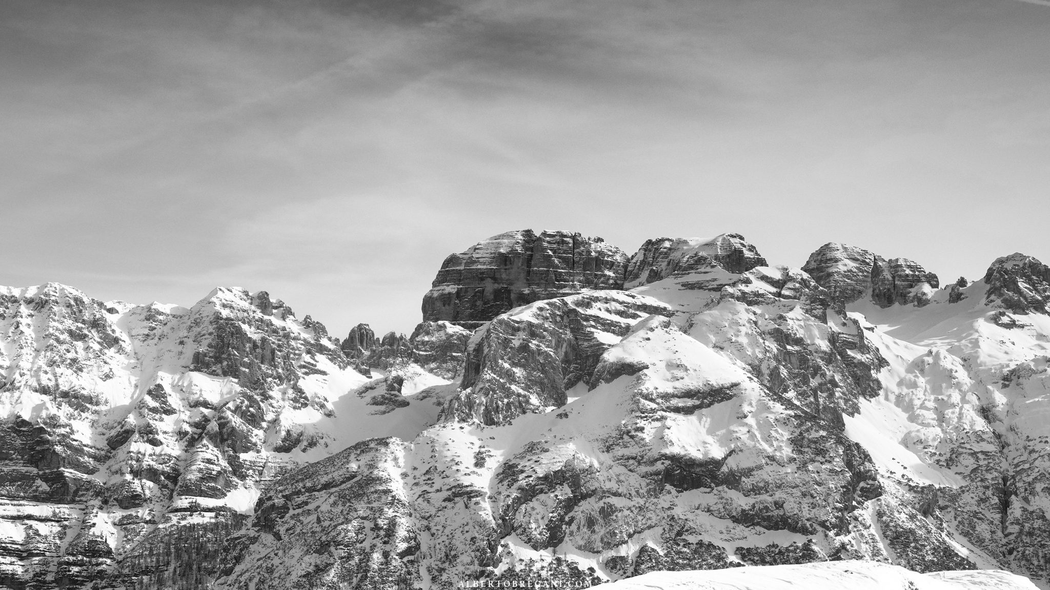Crozzon di Brenta, Brenta Dolomites