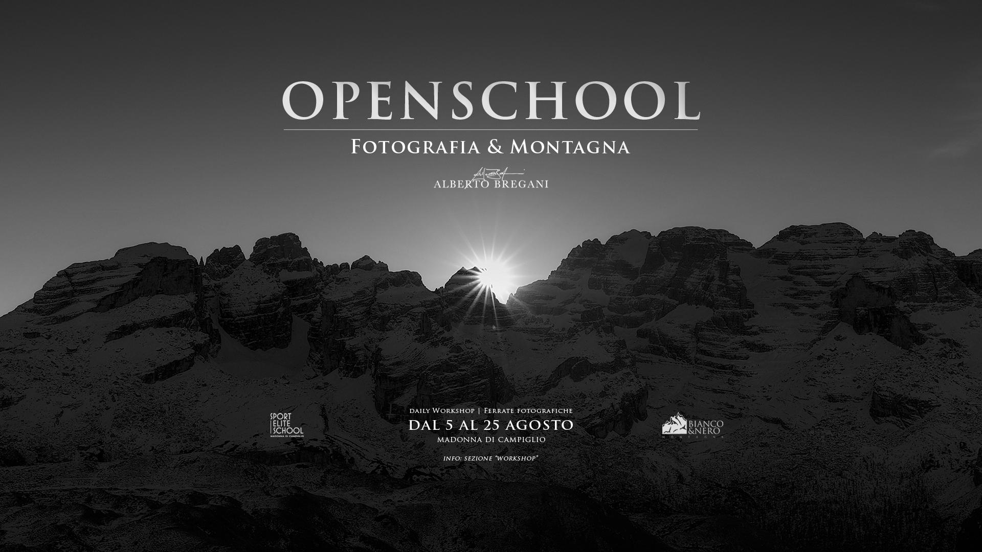 AGOSTO OPEN SCHOOL |  Info e programmi alla sezione