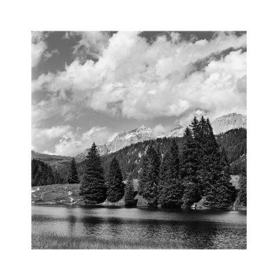 Catalogo Replica 6x6 | N.13 Lago di Valagola (Dolomiti di Brenta)