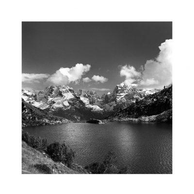 Catalogo Replica 6x6 | N.16 - Lago Ritort (Dolomiti di Brenta)
