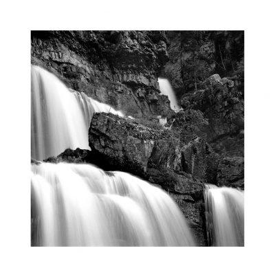 Catalogo Replica 6x6 | N.17 - Cascate basse di Vallesinella (Dolomiti di Brenta)
