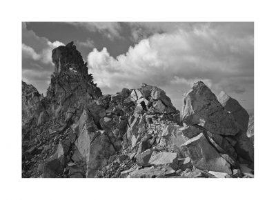 Catalogo Replica 6x9 | N.10 Cresta Attilio Calvi, Gruppo Adamello