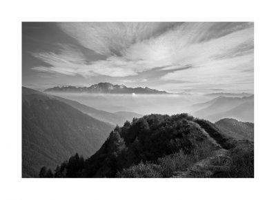 Catalogo Replica 6x9 | N.08 Malga Avalina e Dolomiti di Brenta