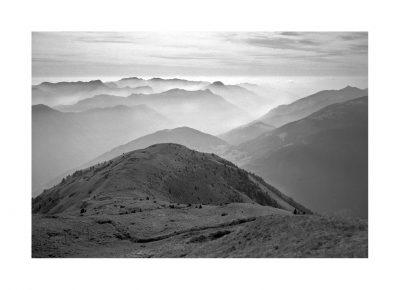 Catalogo Replica 6x9 | N.06 | Valle del Chiese dal Doss dei Morti