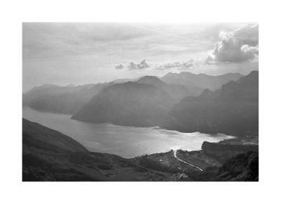 Catalogo Replica 6x9 | N.01 | Lago di Garda da Monte Creino