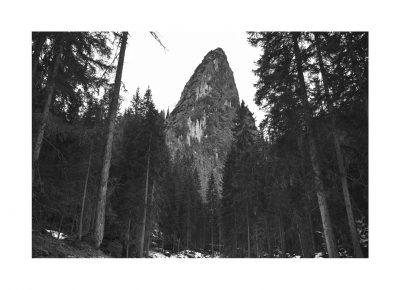 Replica Sigma Classic | N.012 Becco d'Ajal, Dolomiti d'Ampezzo