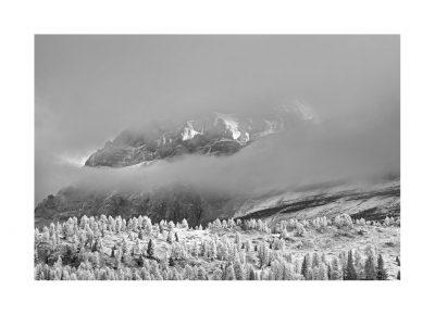 Replica Sigma Classic | N.05 Winter Morning - Cima Sassara, Dolomiti di Brenta