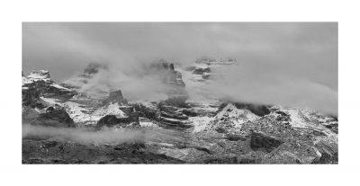 Replica Sigma Pano | 05 Blizzard, Dolomiti di Brenta