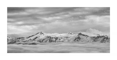 Replica Sigma Pano | 07 The Island, Lares Glacier area