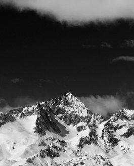 La montagna in chiaroscuro. Piccola anteprima