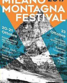 Milano Montagna Festival 20/21 Oct.