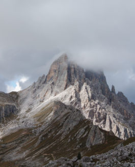Landscapes Of The Dolomites | Facing beauty