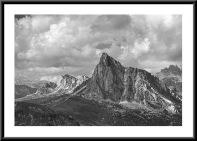 Ra Gusela, Dolomiti d'Ampezzo | Collezione Replica 2020