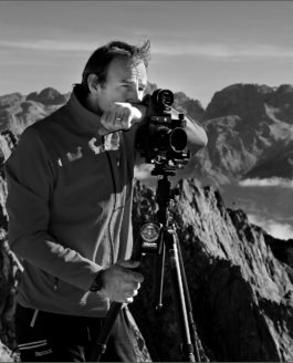 Alberto BREGANI – La poésie aux sommets  (Francia)