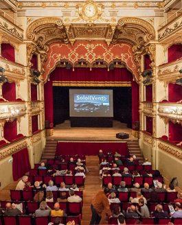 Il Sublime Tour 2014 entra a teatro.
