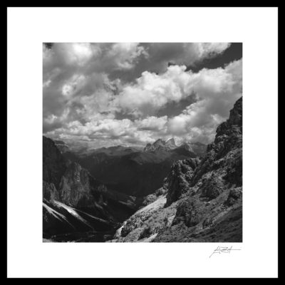 Serie Catinaccio | #08 | Marmolada e nuvole